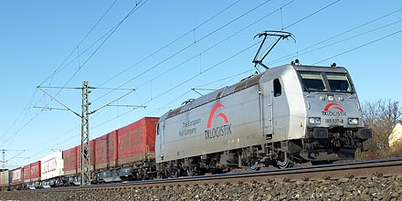 Jan de Rijk Logistics doubles intermodal activity : ITJ | Transport Journal